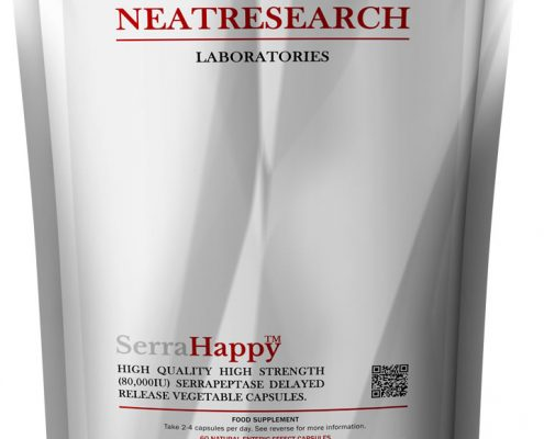 Bioavailable Serrapeptase